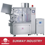 B.GF-50-2 plastic tube filling and sealing machine